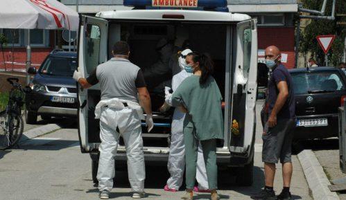 Novi Pazar: Jedna osoba preminula, osam ljudi na lečenju 15