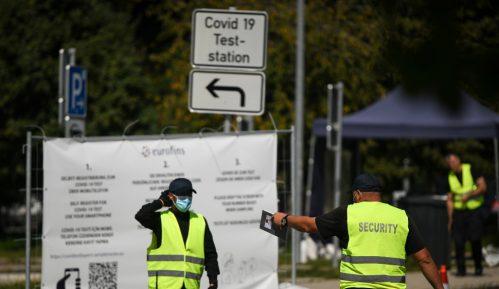 U Velsu od 23. oktobra potpuna zabrana kretanja 2