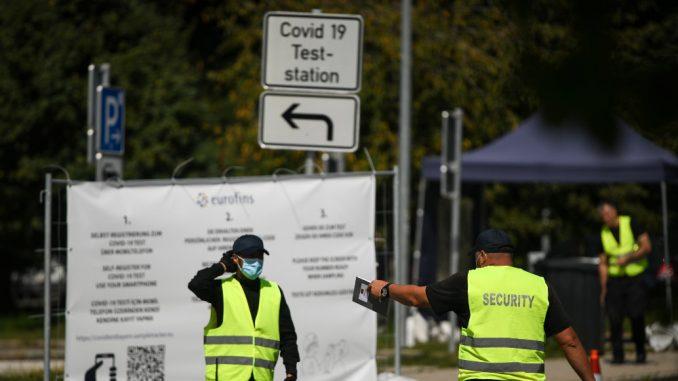 U Velsu od 23. oktobra potpuna zabrana kretanja 1