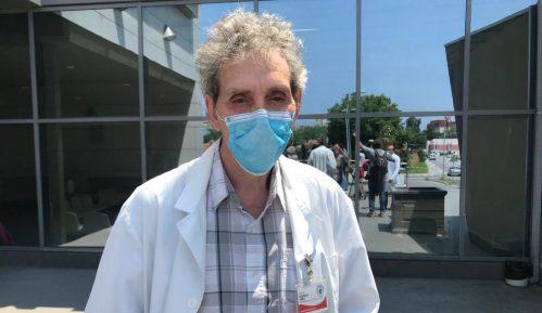 U najvažnijoj kovid bolnici na jugu Srbije i dalje radi samo ambulanta 11