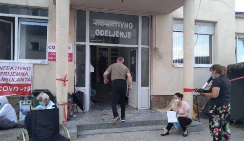 NUNS se pridružio zahtevu lekara za smenjivanje direktora Opšte bolnice u Novom Pazaru 9