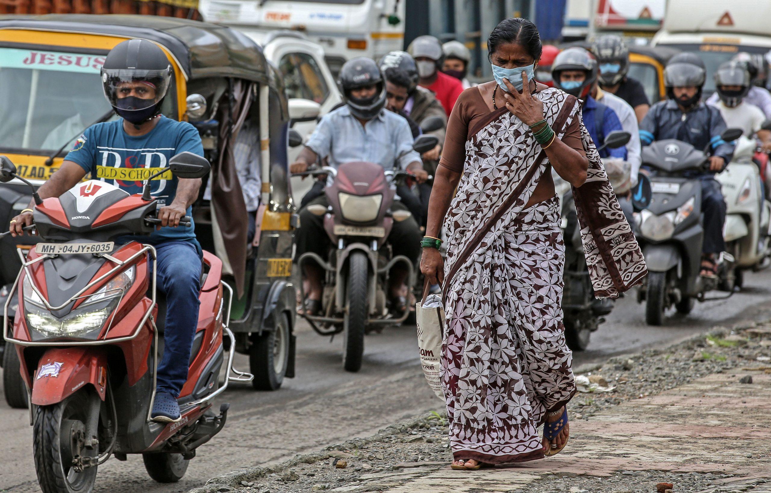 Epidemija u epidemiji: Infekcija crnih gljivica u Indiji 1