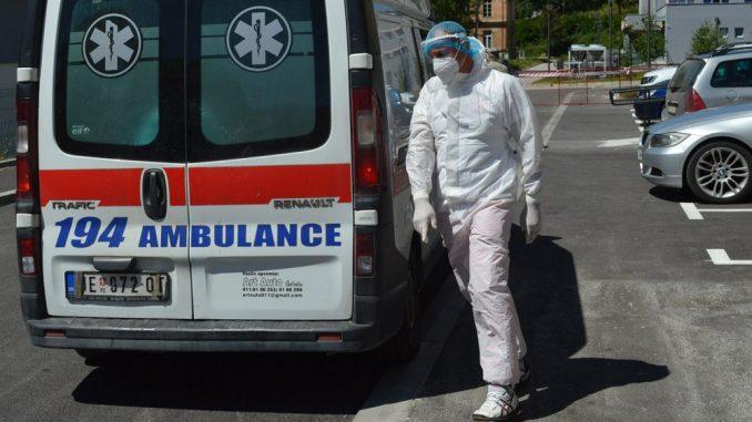 Vanredna situacija u Prokuplju zbog opasnosti od širenja korona virusa 1