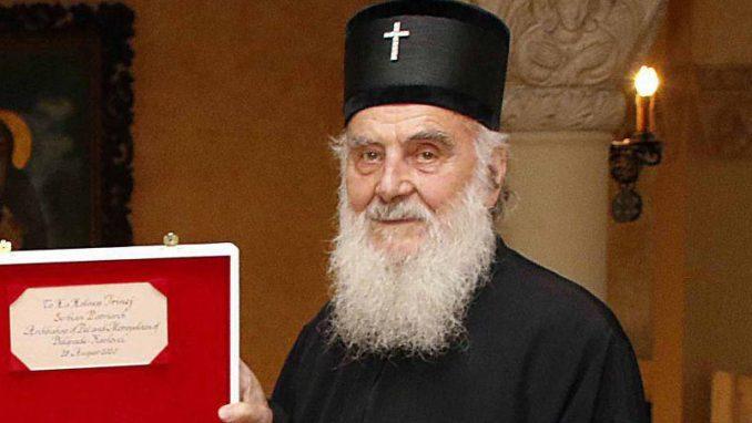Patrijarh Irinej: Višestruki slavljenik 3