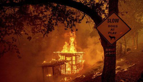 Požari besne u Kaliforniji zahvaćenoj istorijskom vrućinom 22