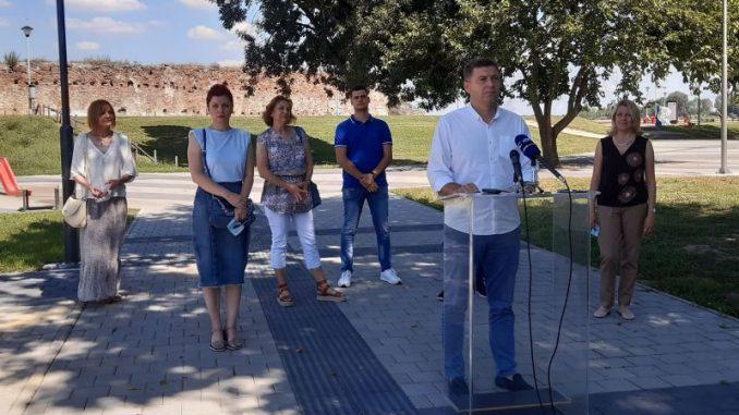 Zelenović: Moguć termin za ponovljene izbore kraj prve sedmice septembra 2