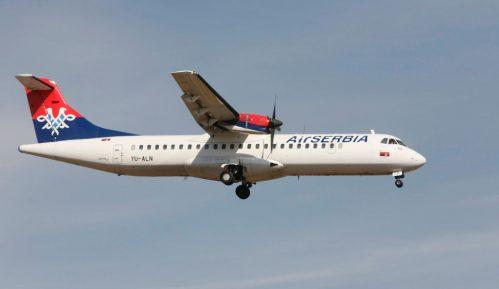 Er Srbija zadržava dva nedeljna leta između Beograda i Larnake 11