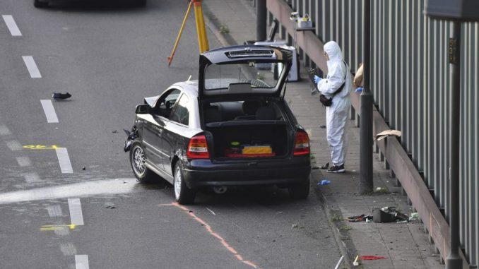 Automobilom obarao motocikliste u Nemačkoj, vlasti sumnjaju na terorizam 3