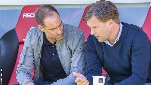 Markus Krosche and Oliver Mintzlaff