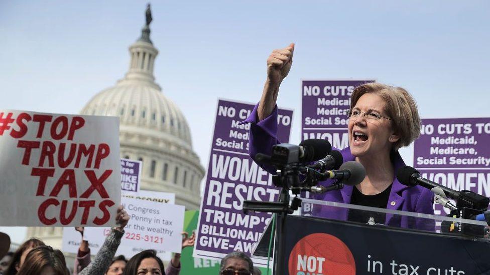 Američka senatorka Elizabeth Varen predstavila je smeli plan za oporezivanje super-bogatih tokom kampanje za predsedničku nominaciju Demokratske stranke