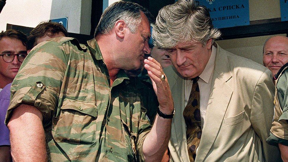 Karadžič i Mladič