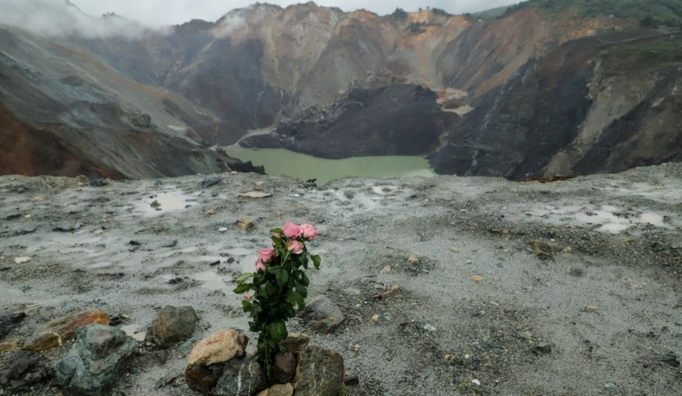 Cvet na rudniku