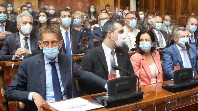 Konstituisanje Skupštine Srbije: Gde su i šta rade poslanički doajeni 3