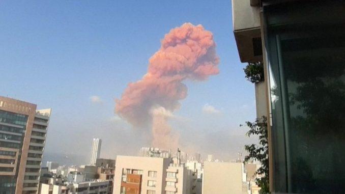 Eksplozija u Bejrutu: Poginule 73 osobe, a povređeno više od 3.000 3