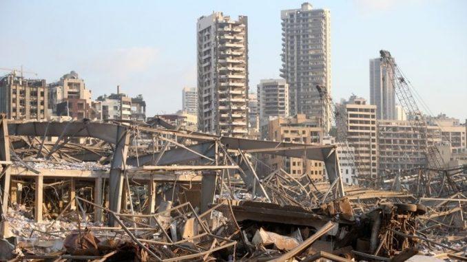 U fotografijama: Haos i ruševine u Bejrutu posle eksplozije 4