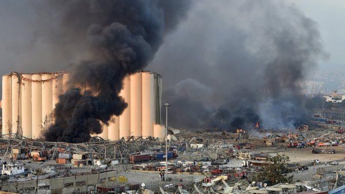 Eksplozija u Bejrutu: U Libanu dan žalosti, najmanje 100 poginulih i više od 4.000 povređenih 3