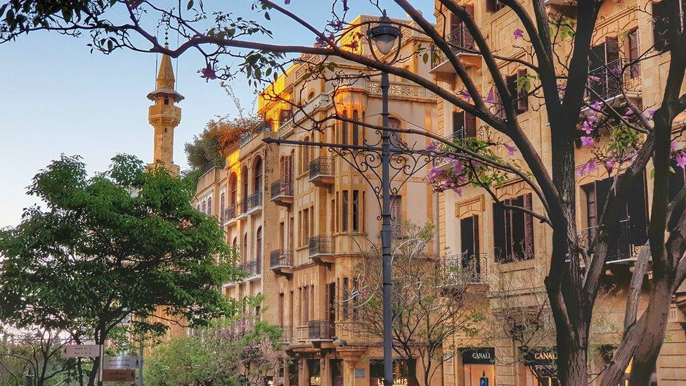 Bejrut, maj 2019.