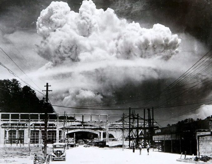 """Nagasaki - 75 godina kasnije: Kako je """"sreća Kokure"""" spasla grad od atomske bombe 2"""