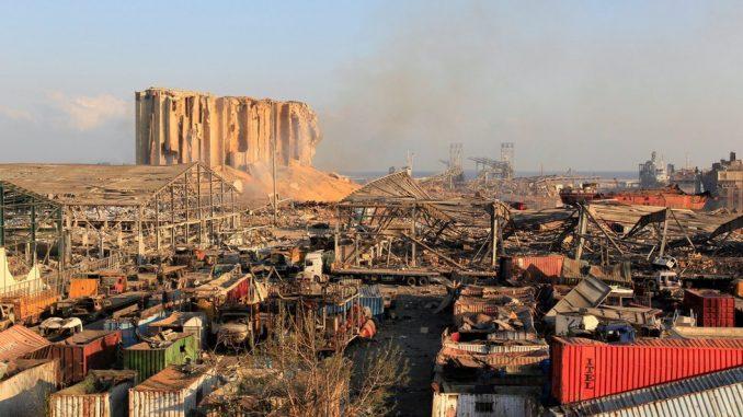 Eksplozija u Bejrutu: Ljutiti stanovnici zahtevaju odgovore nakon nesreće 3