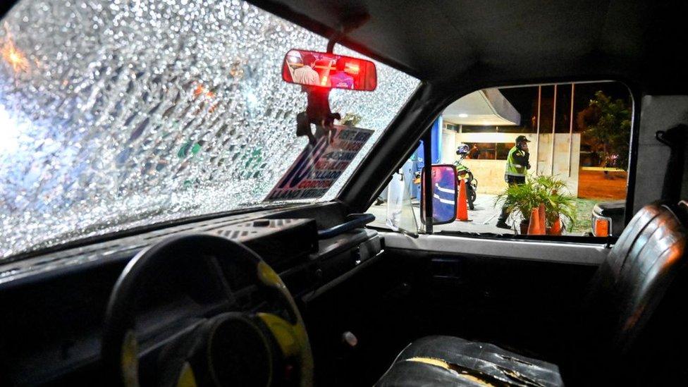 eksplozija automobila kali kolumbija 13. avgust 2020.