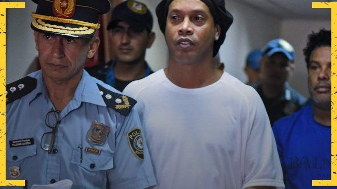 Ronaldinjo: Od fudbalskog božanstva u Barseloni do zatvora u Paragvaju 4