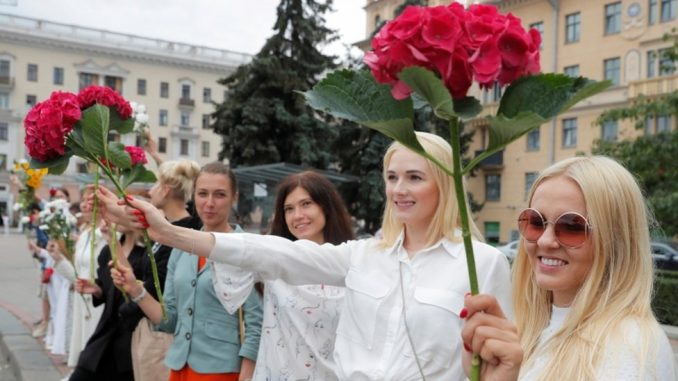 "Izbori u Belorusiji: Tihanovskaja pozvala na širenje štrajkova - ""Nemojte da vas zastraše"" 1"