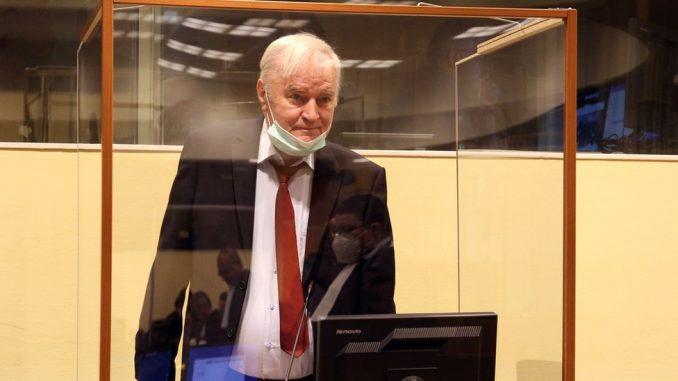 Ratko Mladić i rat u Bosni: Poslednji dan žalbenog postupka 2