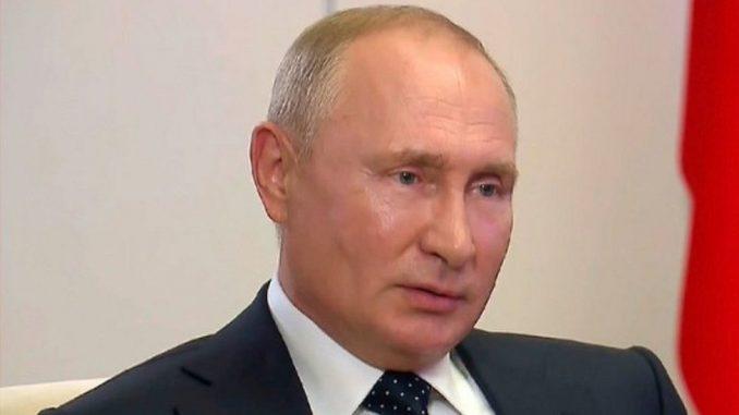 Protesti u Belorusiji: Putin kaže da bi mogao da pošalje policiju u Belorusiju ako je potrebno 3