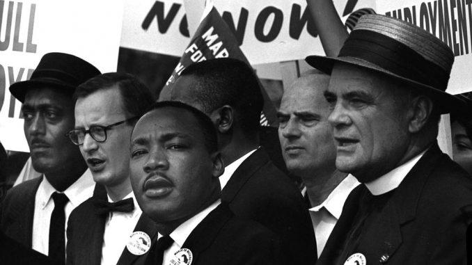 "Marš na Vašington - Dan kada su Afroamerikanci ""imali san"" 4"