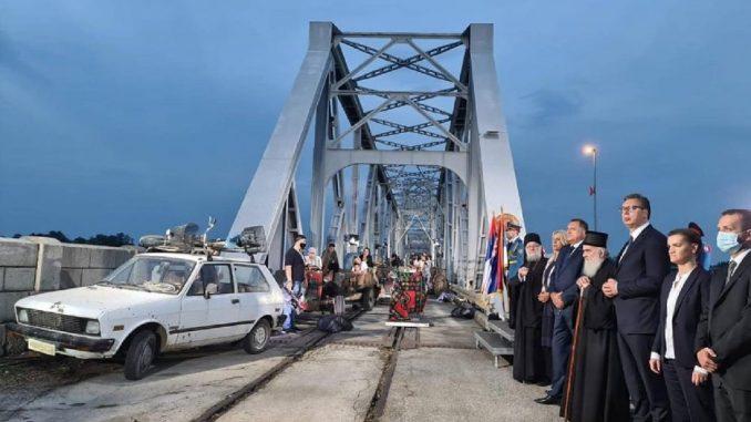 """Dan sećanja na akciju """"Oluja"""" obeležen u Sremskoj Rači 2"""