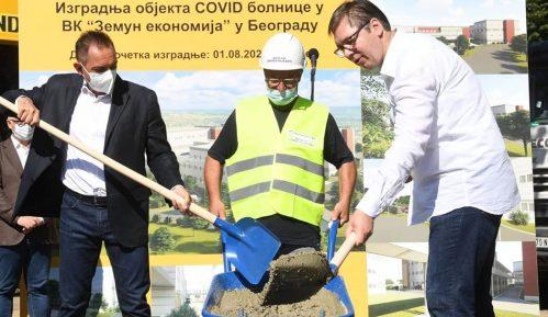 Vučić: Jul nije kritičan zbog fudbalskih utakmica, već demonstracija 11