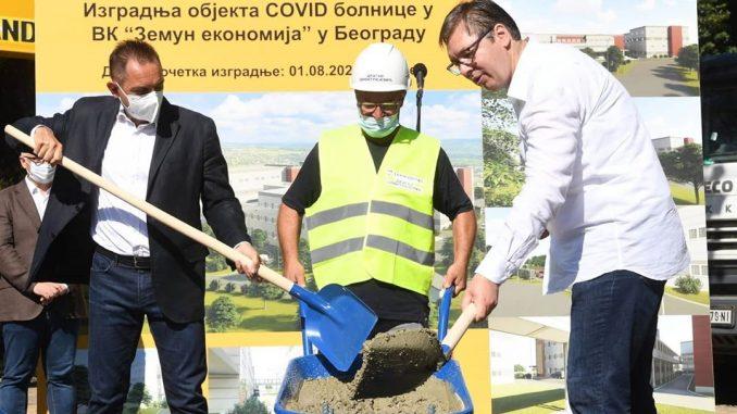 Vučić: Jul nije kritičan zbog fudbalskih utakmica, već demonstracija 1