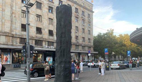 Većina Beograđana ne zna šta predstavlja spomenik na Terazijama (VIDEO) 8