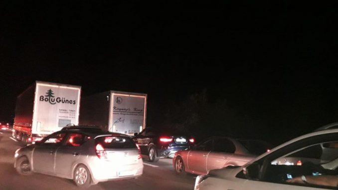 Povećan intenzitet saobraćaja na autoputu Miloš Veliki u utorak 3