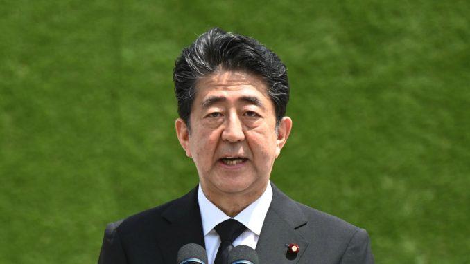 Japanski premijer navukao bes preživelih iz bombardovanja 2