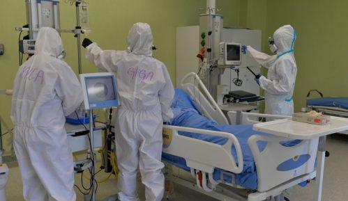PSG: Lekarima i medicinskim sestrama iz crvene zone uvesti beneficirani radni staž 1