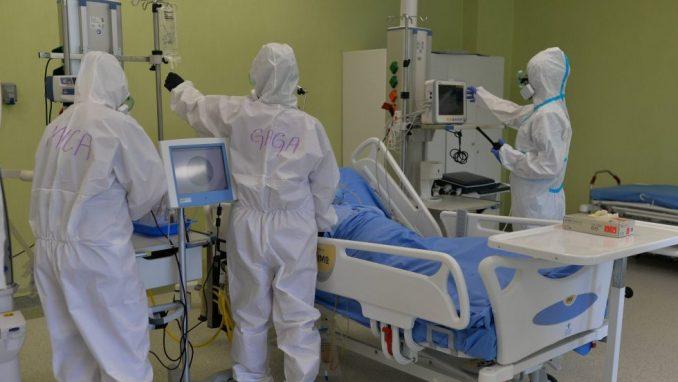 Niš: Oboren dnevni rekord broja zaraženih od korona virusa 1