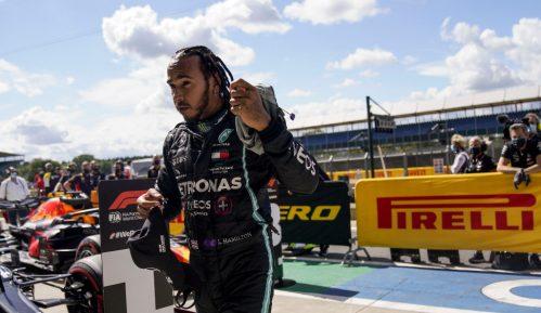 FIA pokrenula istragu zbog majice Luisa Hamiltona 6