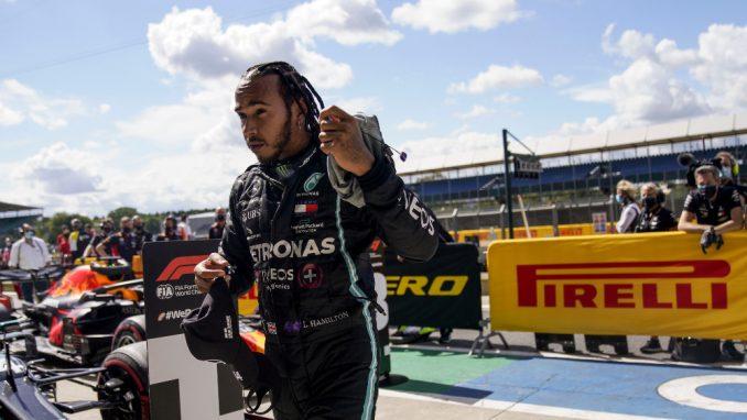 FIA pokrenula istragu zbog majice Luisa Hamiltona 4