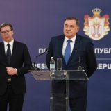 Poseta visoke delegacije RS Beogradu pritisak pred sastanak u Americi 12