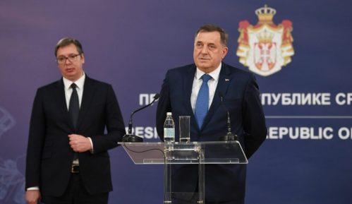 Poseta visoke delegacije RS Beogradu pritisak pred sastanak u Americi 7