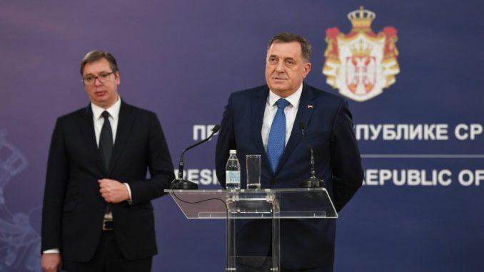 Dodik: Dobili smo od Srbije za vreme Vučića više pomoći nego od BiH za 20 godina 3