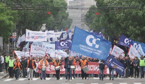 MKS: Sindikati da ustanu u odbranu prava radnika 12