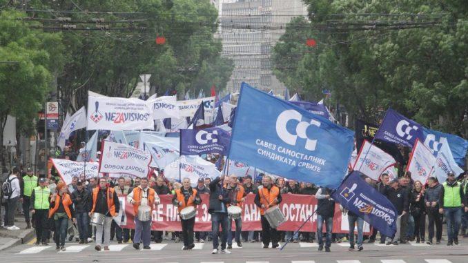 MKS: Sindikati da ustanu u odbranu prava radnika 1