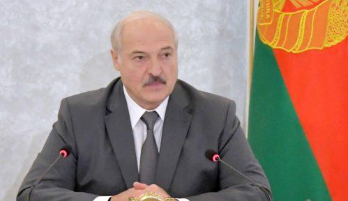 Velika Britanija uvela sankcije Lukašenku 7