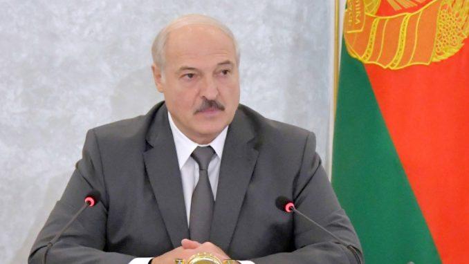 Velika Britanija uvela sankcije Lukašenku 1