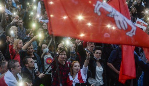 Dve beloruske novinarke osuđene na dve godine zatvora zbog izveštavanja o demonstracijama opozicije 2