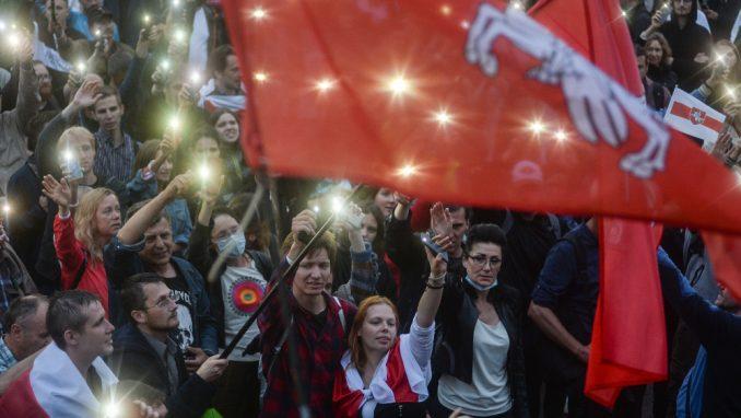 Dve beloruske novinarke osuđene na dve godine zatvora zbog izveštavanja o demonstracijama opozicije 3