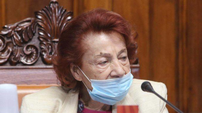 Smilja Tišma: Od logora do parlamenta 1