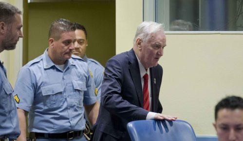 Ratko Mladić će imati 10 minuta da se obrati sudu 13